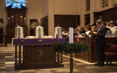 Sunday Worship, December 2, 2018
