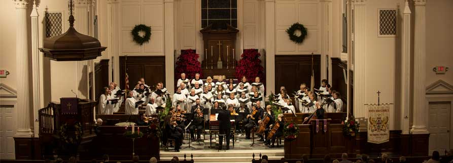 Concert Series: Advent/Christmas Concert 2017