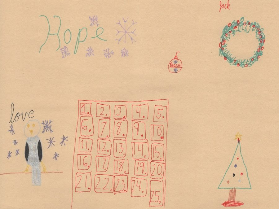 Day One: Advent Hope: God is with Us