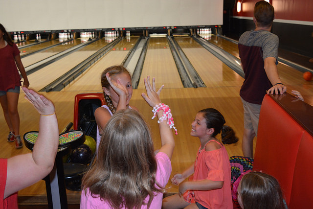 Children & Parents Recreation: Bowling & Dinner