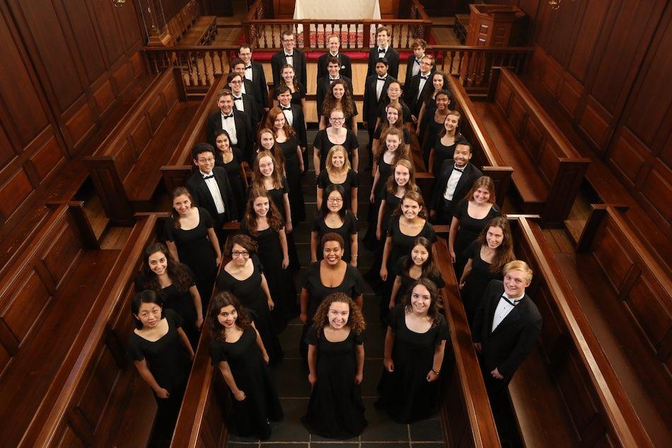 Concert Series: William & Mary Choir