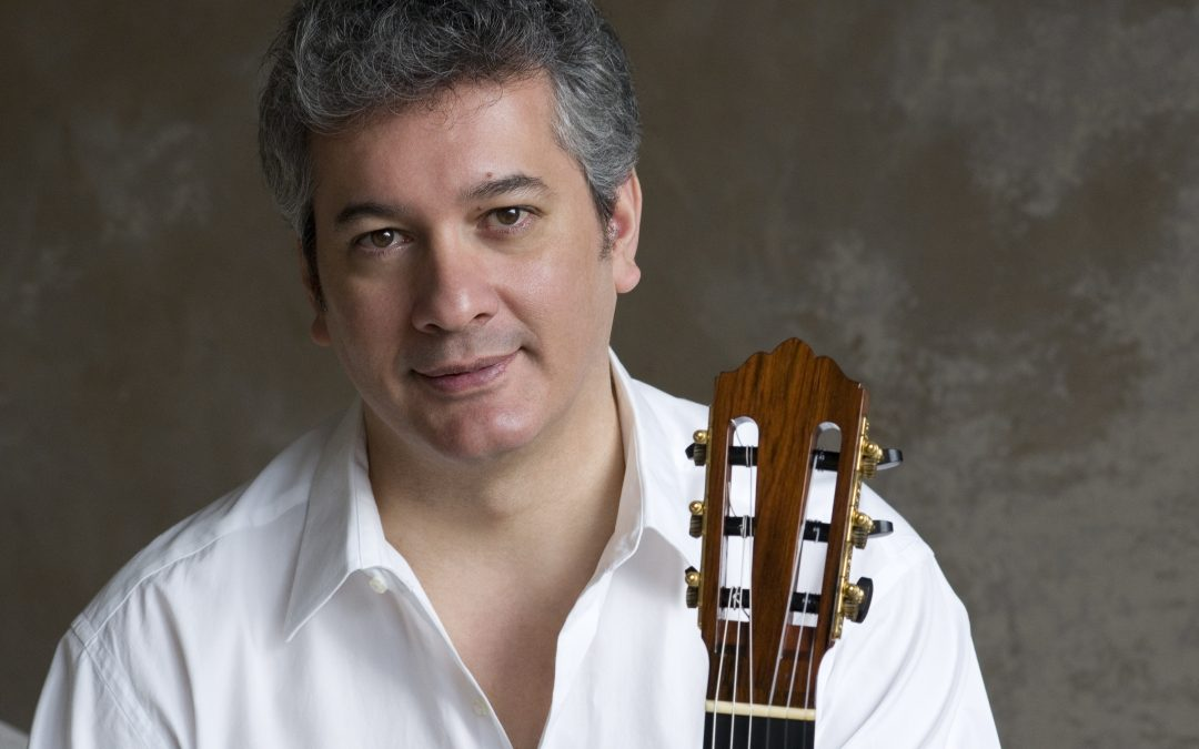 Concert Series: Classical Guitar Recital with Francisco Roldán
