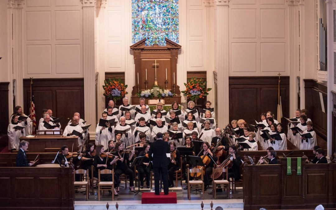 "Concert Series: Chancel Choir with Orchestra — Mozart's ""Requiem"""