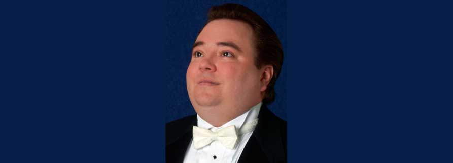 Concert Series: Vocal Recital with William Dameron
