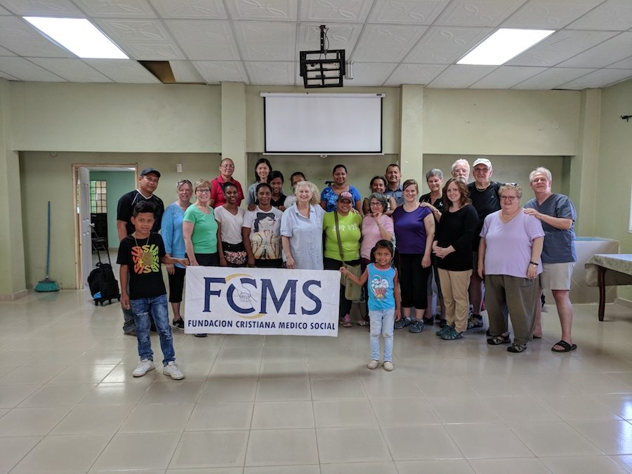 Panama 2018: Medical/Dental & Construction Mission