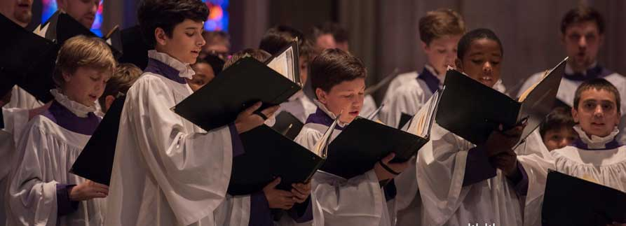 Concert Series: Boys and Girls Choirs of Washington National Cathedral