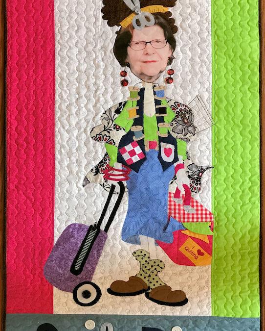 Julia Nixon Quilt Exhibit