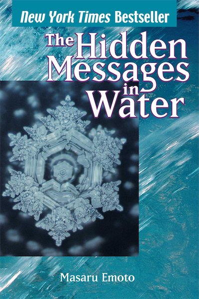 Water – Spirit's Internet?