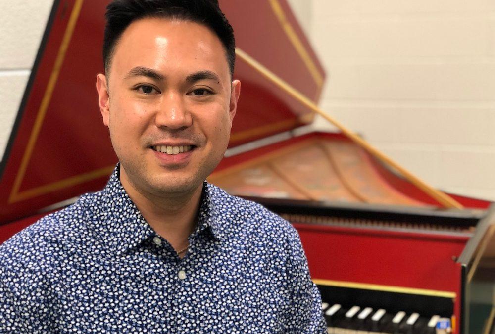 Concert Series: Harpsichord Recital — Daniel Sañez