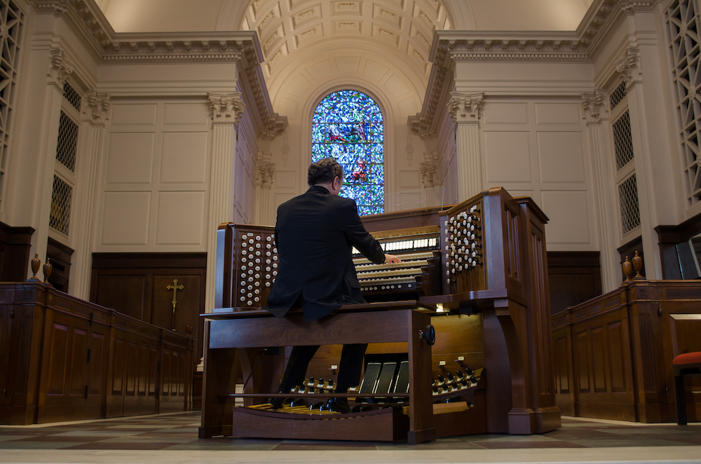 Concert Series: Organ Recital – Robert Gallagher