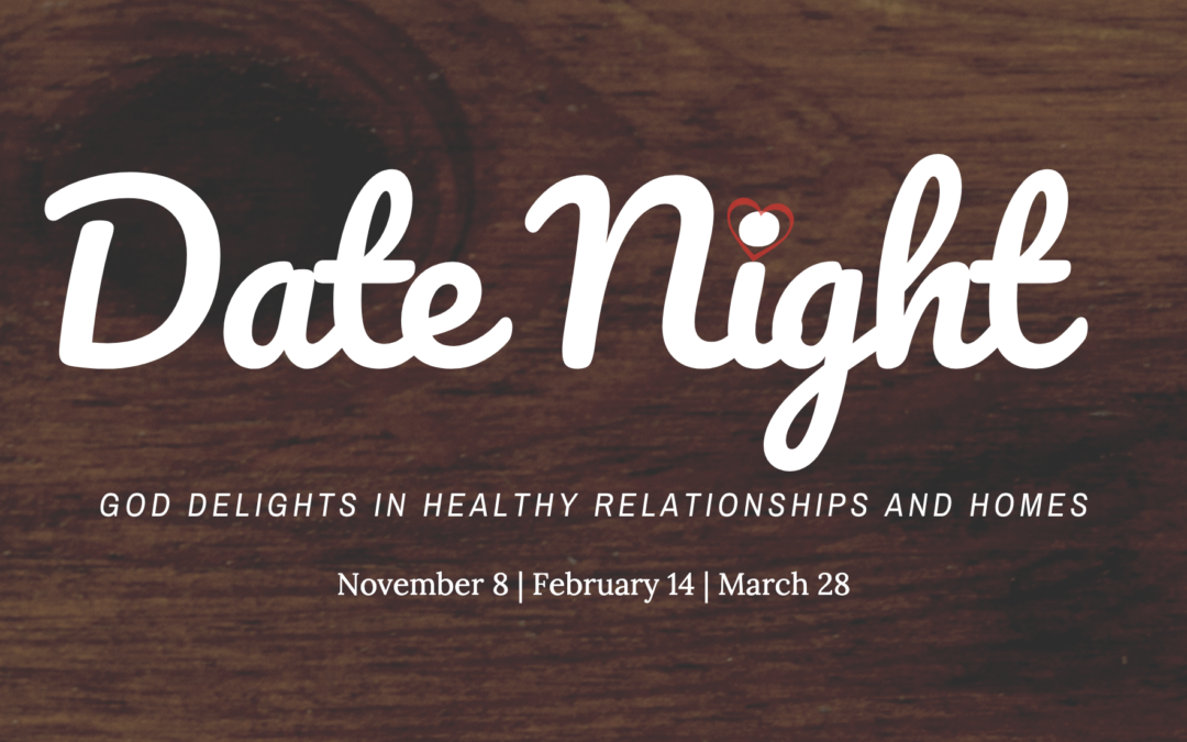 Date Night for Couples #3