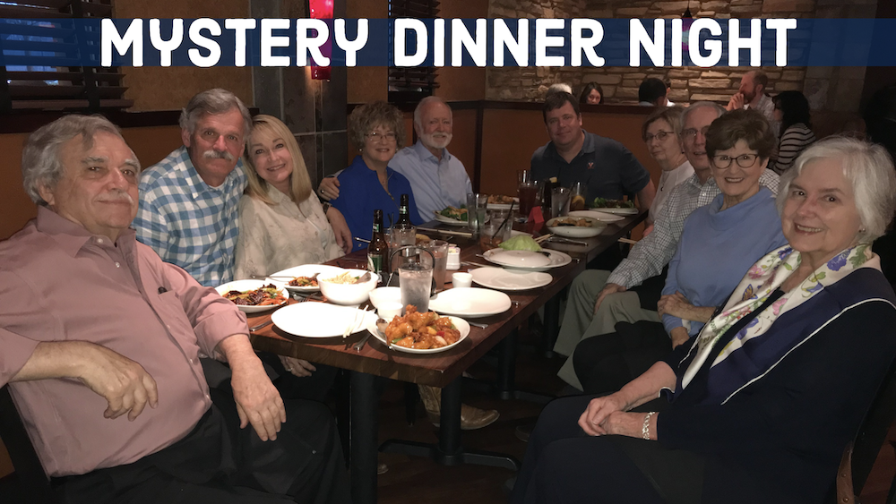 Mystery Dinner Night