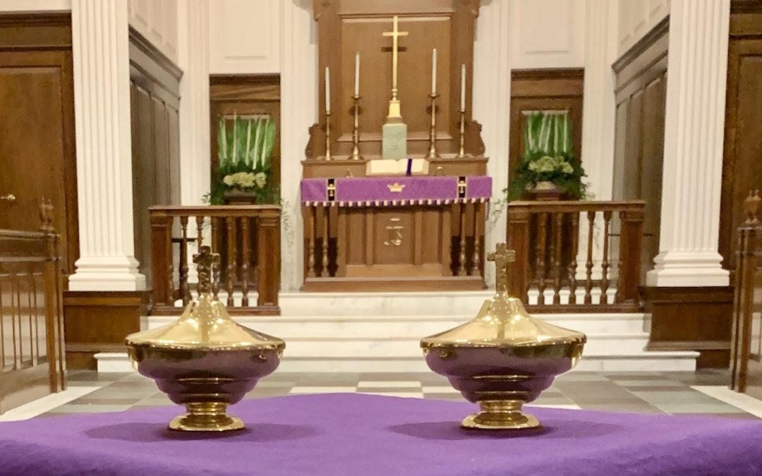 Welcome the Season of Lent