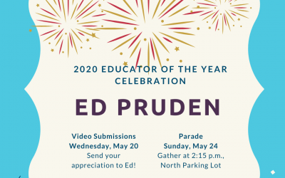 2020 Educator of the Year Celebration