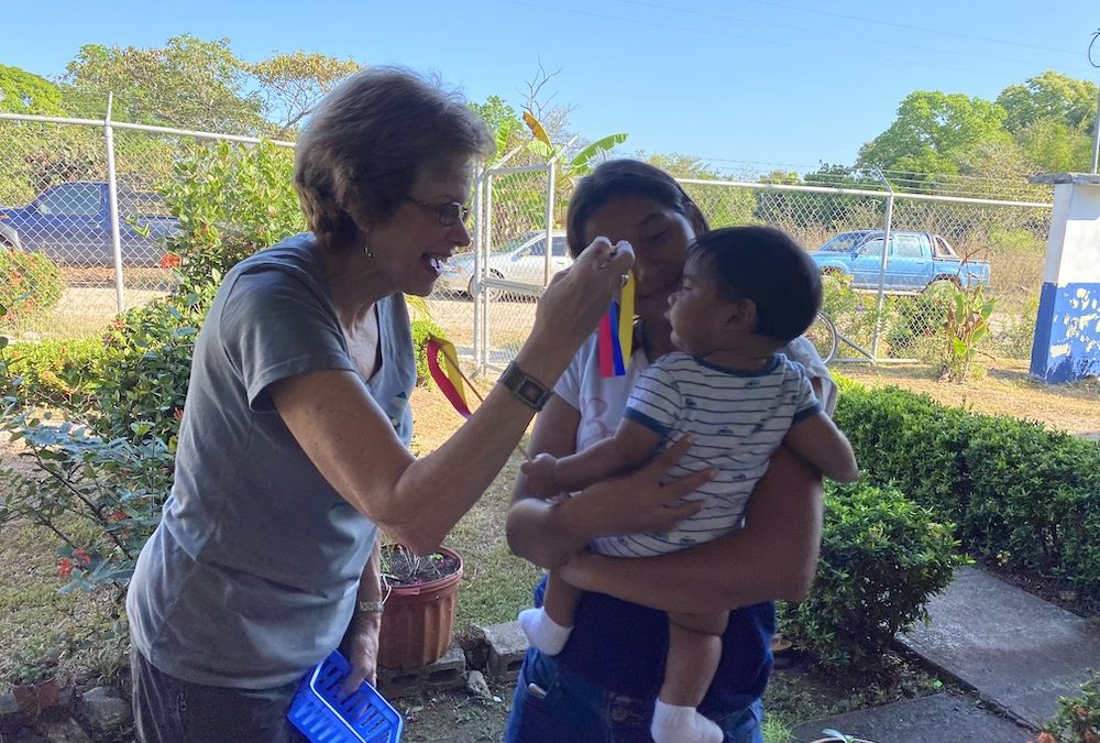 The Medical/Dental Team on Mission in Panama