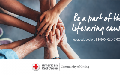 American Red Cross Blood Drive – June 4, 2020
