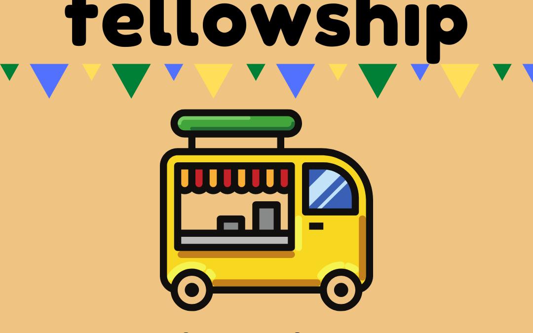 Food Trucks & Fellowship — November 14, 2020