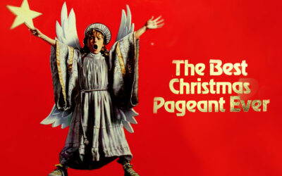 """The Best Christmas Pageant Ever"" Audio Story"