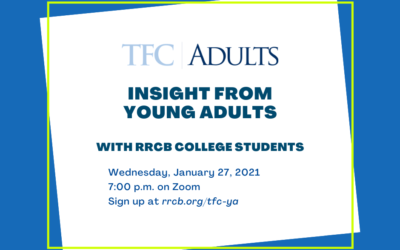 Insight from Young Adults – January 27, 2021