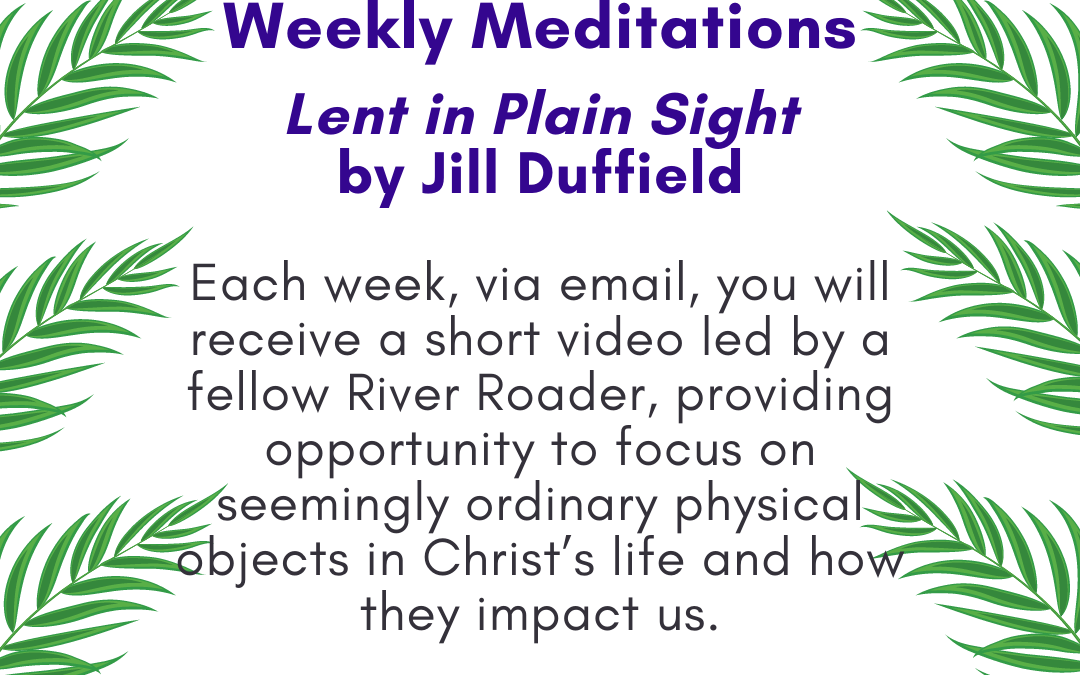 Lent in Plain Sight – Weekly Meditations
