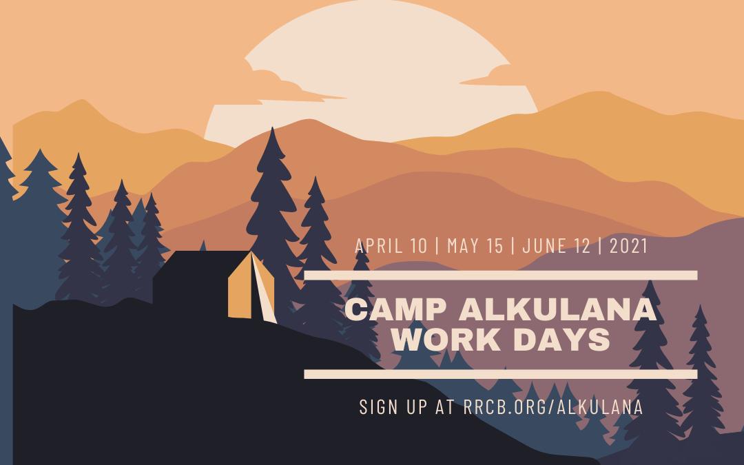 Camp Alkulana Work Days 2021