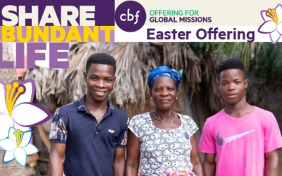 CBF Global Missions Offering 2021