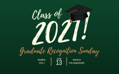 RRCB Graduating Class of 2021